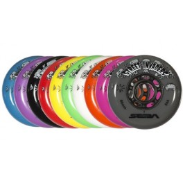 SEBA STREET INVADERS WHEEL 72mm/84A.
