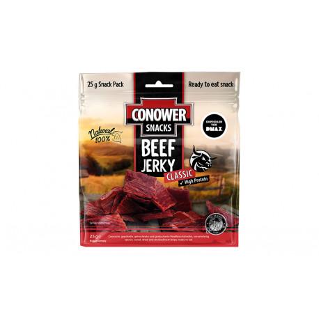 Conower Beef Jerky Classic 25g.