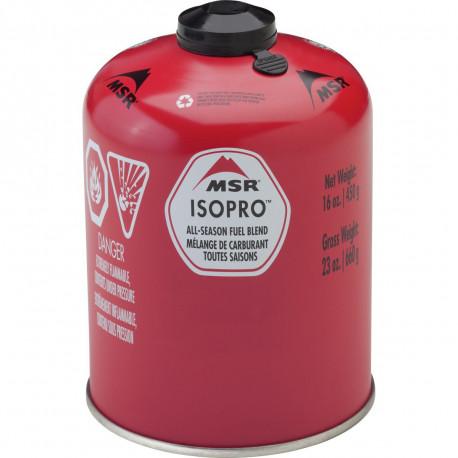 MSR Cartouche Isopro 450gr.
