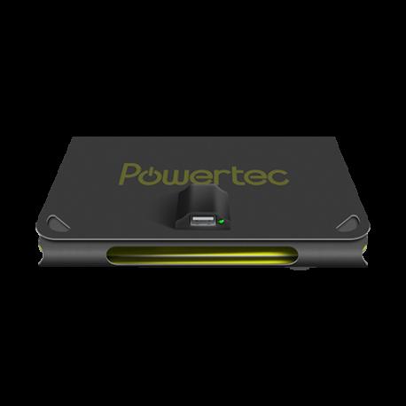 Powertec Chargeur Solaire Semi-rigide Pocket Power 6,5W.