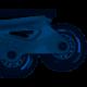 Powerslide Rocket Blue.