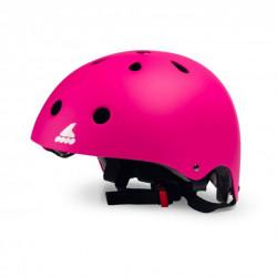 Rollerblade JR Helmet Rose.