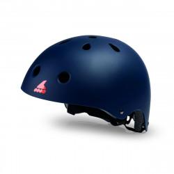 Rollerblade JR Helmet Bleu Nuit/Orange.