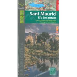 Carte Editorial Alpina - Sant Maurici