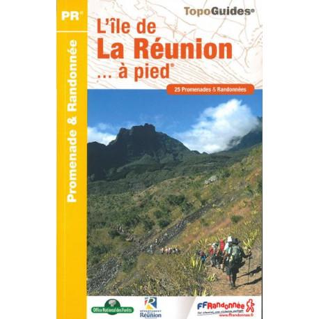 FFRP - P974 L'île de La Réunion... à pied- PR 25 balades
