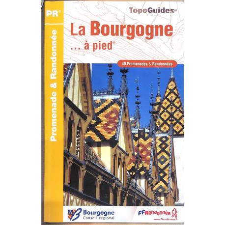 FFRP - RE14 La Bourgogne... à pied- PR 40 balades