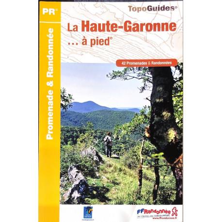 FFRP - D031 La Haute-Garonne... à pied- PR 42 balades