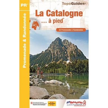 FFRP - IN02 La Catalogne... à pied- PR 22 balades