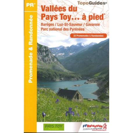 FFRP - ST05 Vallées du Pays Toy... à pied- PR 22 balades