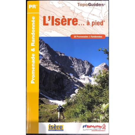 FFRP - D026 L'Isère... à pied- PR 38 balades