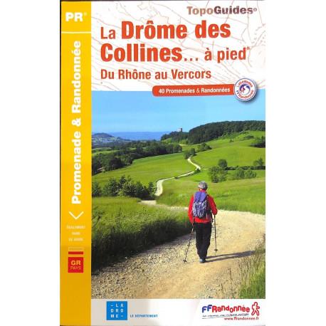 FFRP - P261 La Drôme des Collines... à pied- PR 40 balades