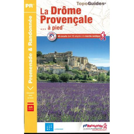 FFRP - P262 La Drôme Provençale... à pied- PR 40 balades
