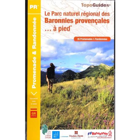 FFRP - P841 Le Parc naturel régional des Baronnies provençales... à pied- PR 35 balades