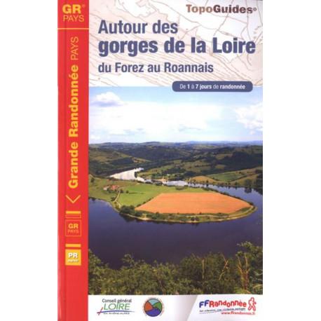 FFRP-420 - Autour des gorges de la Loire -GRPays