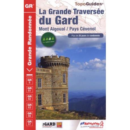 FFRP-603  La Grande Traversée du Gard -