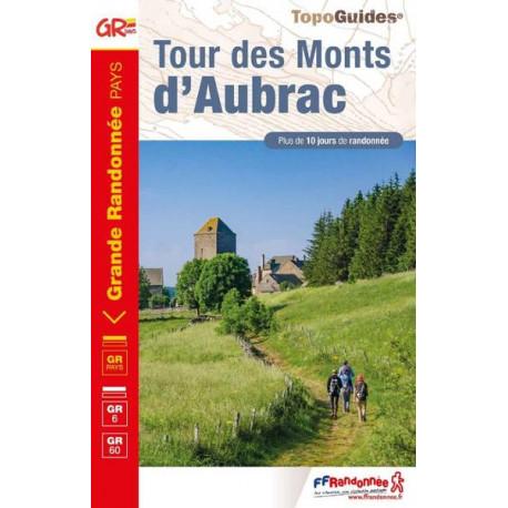 FFRP-616 Tour des Monts d'Aubrac -