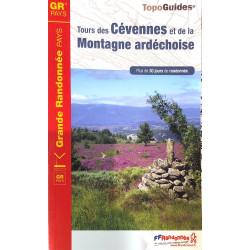 FFRP-702 Tour des Cévennes et de la Montagne Ardéchoise -