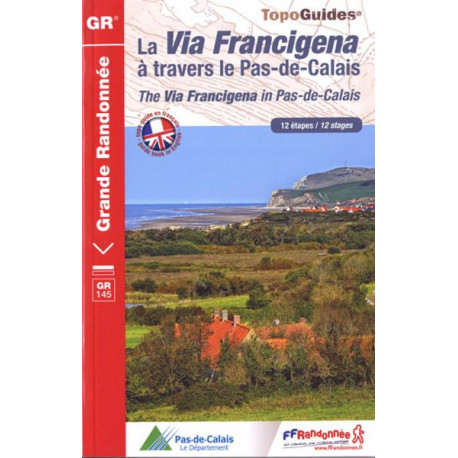 FFRP- 1451 La Via Francigena à travers le Pas-de-Calais