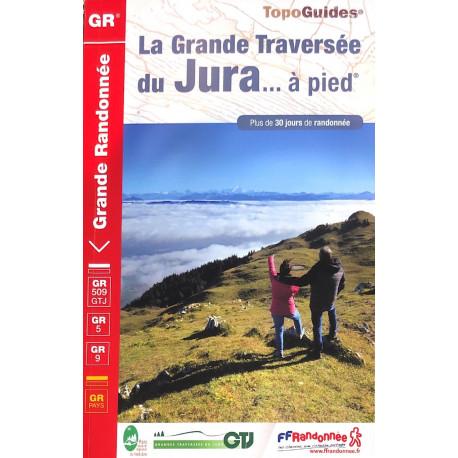 FFRP- 512 La Grande Traversée du Jura... à pied