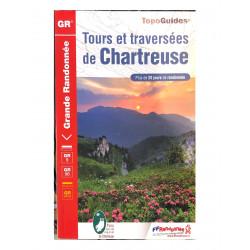 FFRP- 903 Tour et traversées de Chartreuse