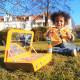 Solar Brother Cuiseur solaire enfants SUNLAB ®.