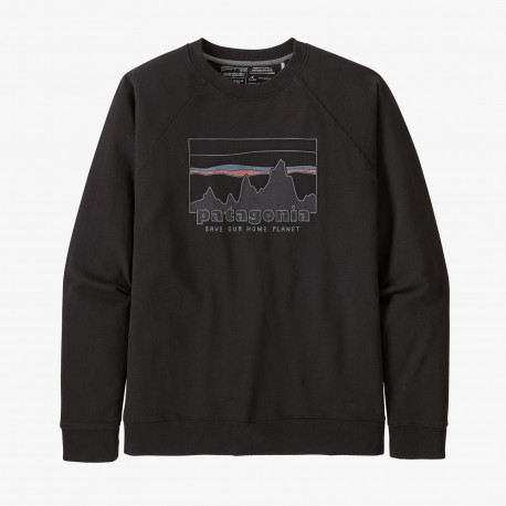 Patagonia M's '73 skyline Organic Crew Sweatshirt.