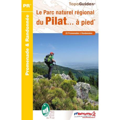 FFRP PN05 Le Parc naturel régional du Pilat...à pied.