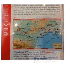 FFRP Sentier vers Saint-jacques-de-Compostelle via Arles - 6533 - Arles Toulouses GR653