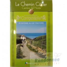 Rando Editions Le Chemin côtier vers Compostelle - Camino del norte - de Bayonne au Cap Finitère