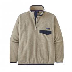 Patagonia Men's Synchilla® Snap-T® Fleece Pullover.