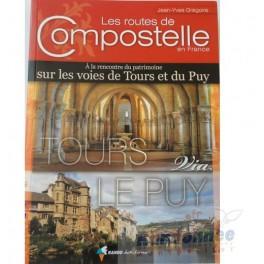 Rando Editions Les routes de Compostelle en France