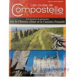 Rando Editions Les routes de Compostelle en Espagne