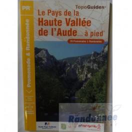 FFRP Le Pays de la Haute-Vallée de l'Aude ...à pied - P112 - PR  29 Promenades et Randonnées