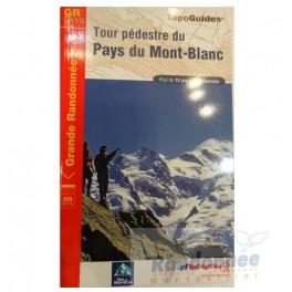FFRP Tour pédestre du Mont-Blanc - 044 - Sallanches, Megève - 144 km GR de pays