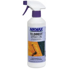 Nikwax TX Direct Spray On.