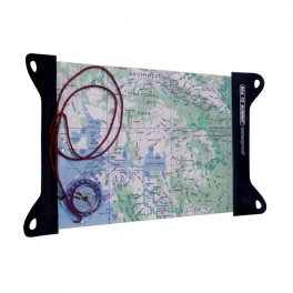 Sea to Summit TPU Guide Map Case.Small