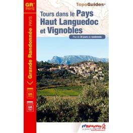 FFRP Tour dans le pays haut languedoc et vignobles