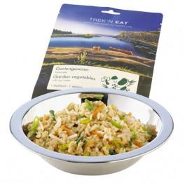 TREK'N eat Risotto au soja et légumes du jardin