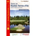 Topo FFRandonnée 811- Tours en hautes terres d'Oc