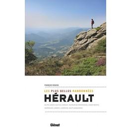 Glénat les plus belles randonnées Hérault.