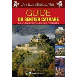 Rando Editions Guide du sentier cathare.
