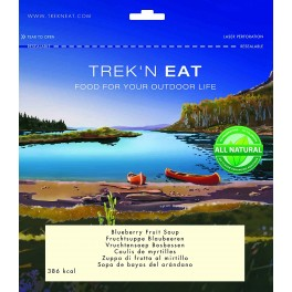 TREK'N EAT  coulis de myrtilles