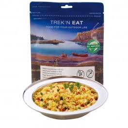 TREAK'N EAT Poisson à la Méditerranéenne et riz