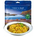 TREAK'N EAT Chana Masala ( Curry de pois chiches au riz)