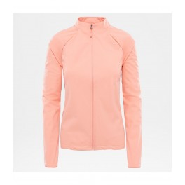 The North Face Veste softshell Inlux Femme.