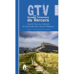 Glénat Les Grandes Traversées du Vercors.