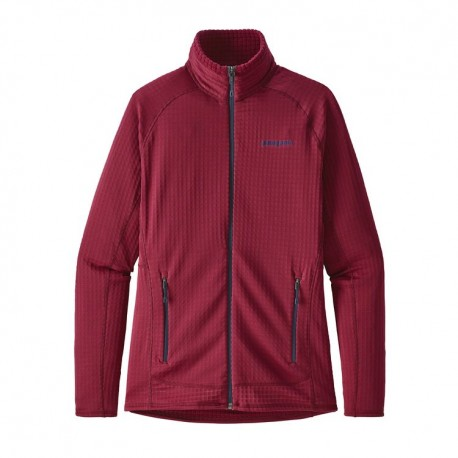 Patagonia W's R1 Full-Zip Jacket.