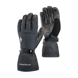 Black Diamond Soloist Gloves.