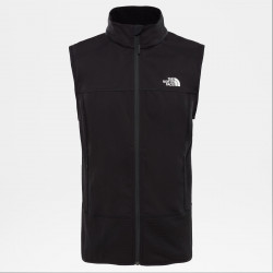 The North Face M's Hybrid Softshell Vest.