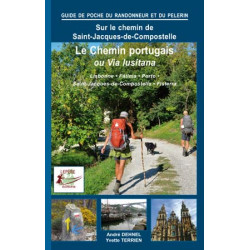 Lepère Editions Le chemin Portugais ou Via lusitana